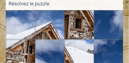 Puzzle, memory et codes