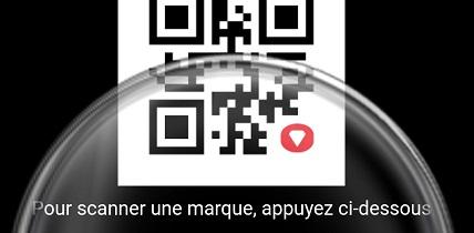 Reconnaissance d'images et de QR Codes