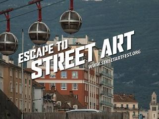 Découvrez le Street Art !