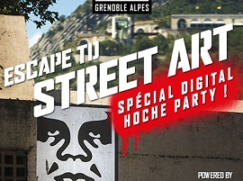 Nouveau jeu Street Art Grenoble